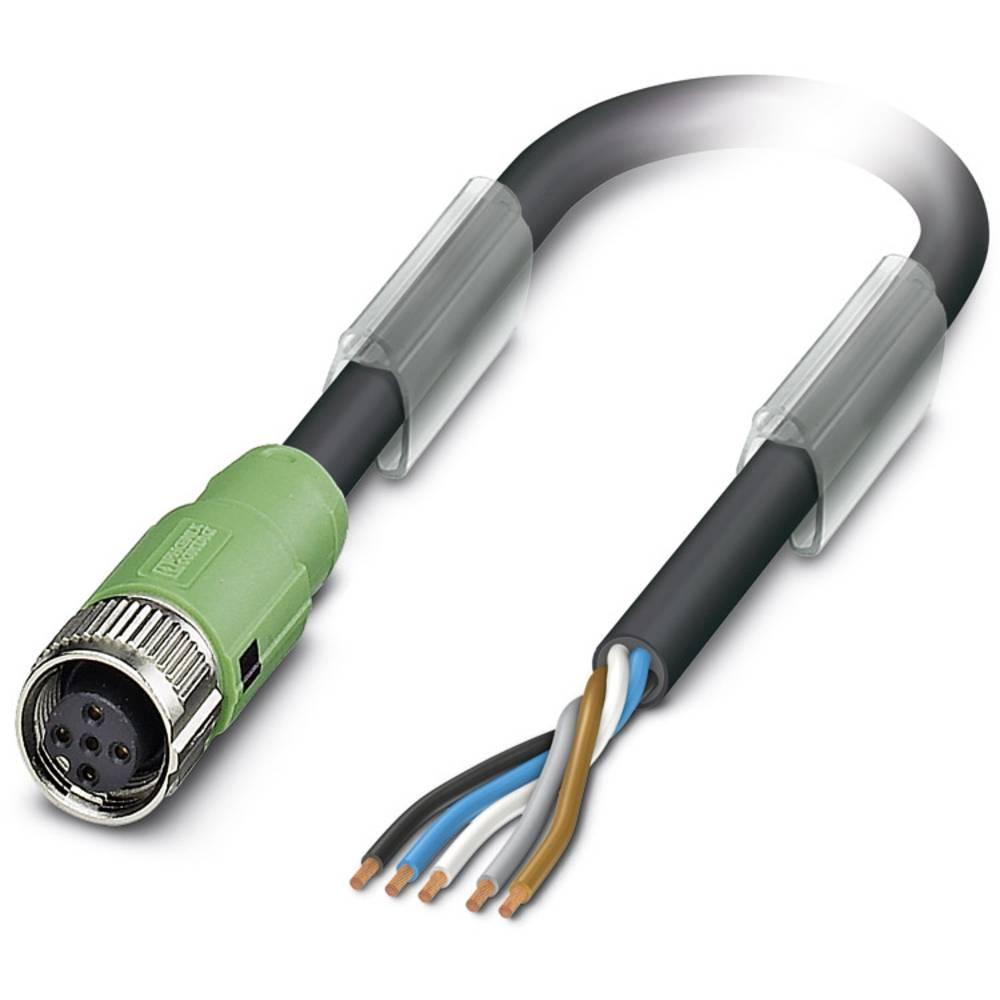 Senzorski/aktuatorski kabel SAC-5P-15,0-186/FS SCO Phoenix Contact vsebuje: 1 kos