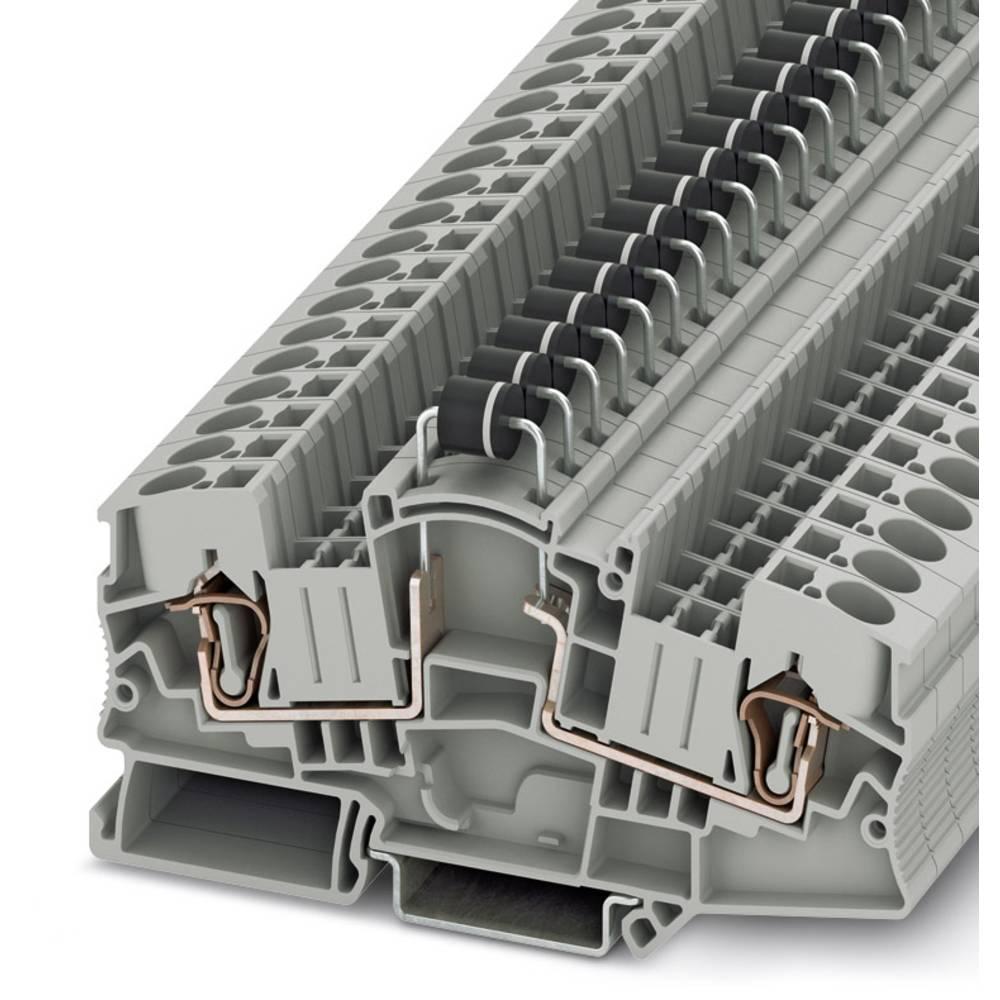 STME 6-DIO P1000Y / L-R HV - komponent terminal Phoenix Contact STME 6-DIO P1000Y/L-R HV Grå 50 stk