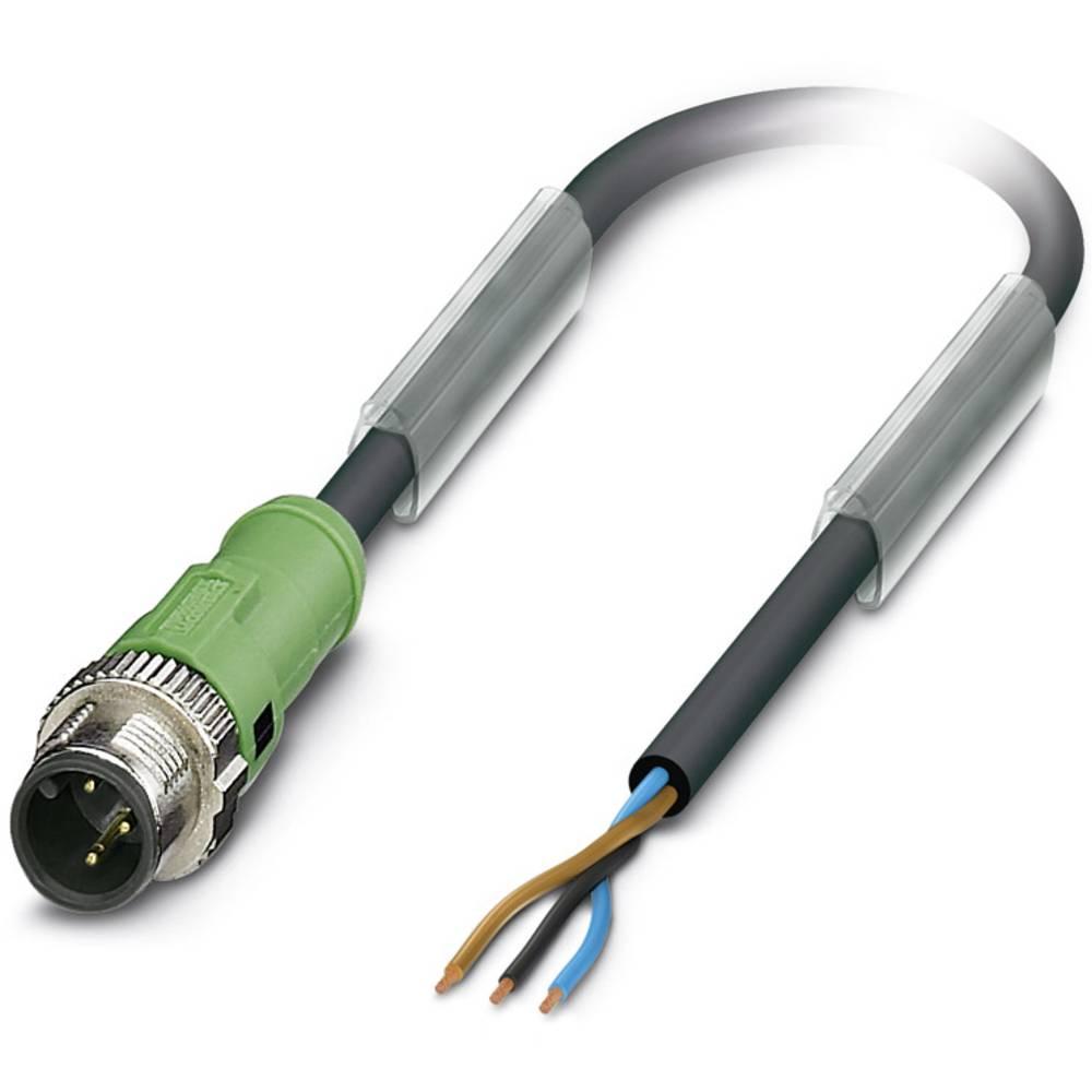 Sensor-, aktuator-stik, Phoenix Contact SAC-3P-MS/ 3,0-PUR SCO 1 stk