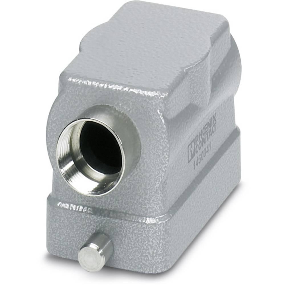 Ohišje nastavkov HC-B 10-TFL-N-O1PG16S 1460041 Phoenix Contact 10 kosov