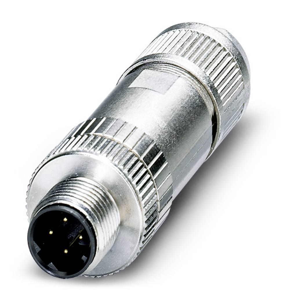 SACC-M12MSD-4Q SH PN - S-bus- vtični konektor, SACC-M12MSD-4Q SH PN Phoenix Contact vsebuje: 1 kos