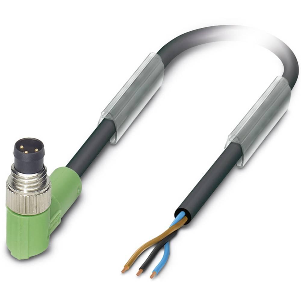 Sensor-, aktuator-stik, Phoenix Contact SAC-3P-M 8MR/5,0-PUR 1 stk
