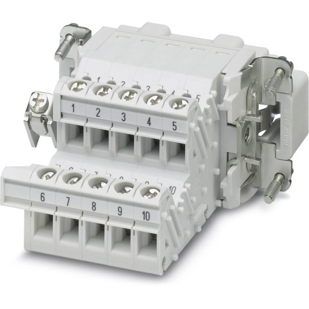 HC-B 10-A-UT-PER-M - Terminal Adapter Phoenix Contact HC-B 10-A-UT-PER-M 5 stk