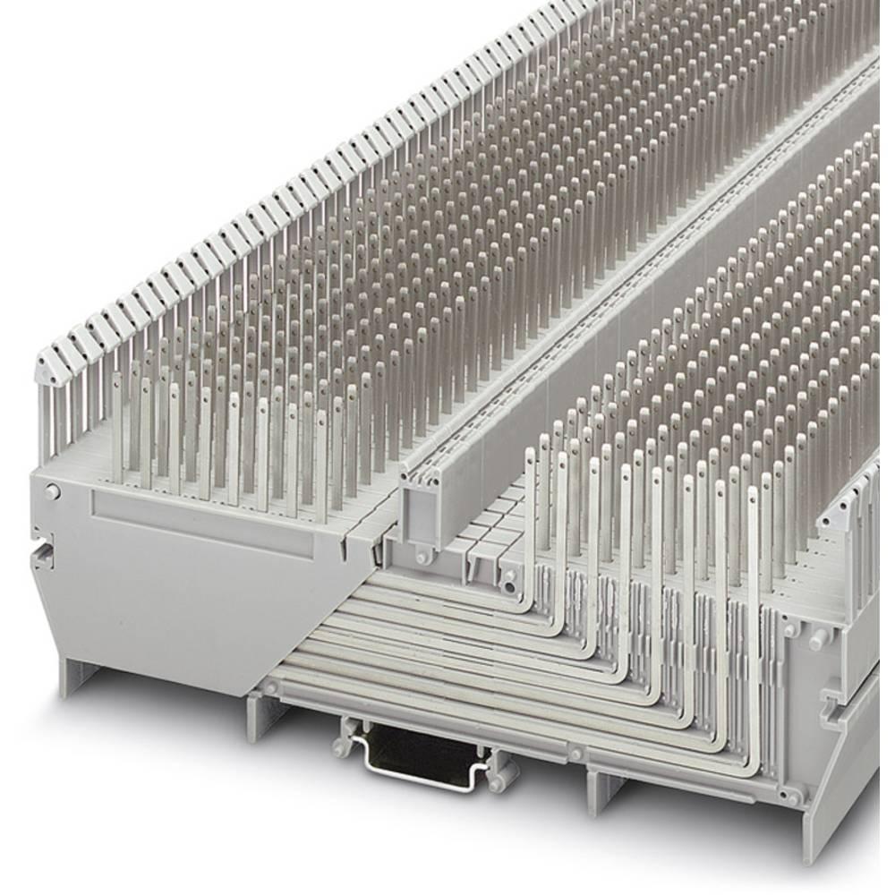 RV 8-PV-TP (2,4X0,8) L - distribution box Phoenix Contact RV 8-PV-TP(2,4X0,8)L Grå 5 stk