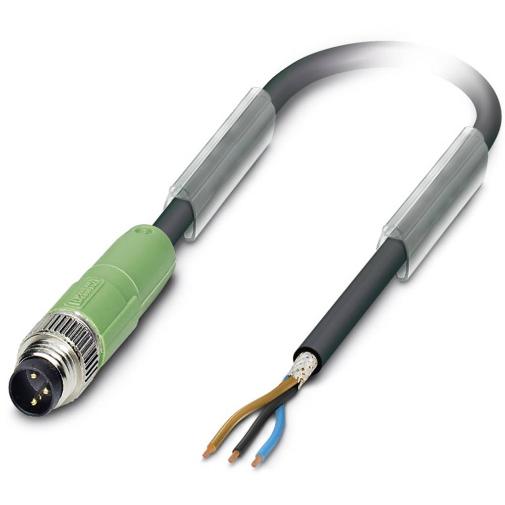 Sensor-, aktuator-stik, Phoenix Contact SAC-3P-M 8MS/10,0-PUR SH 1 stk