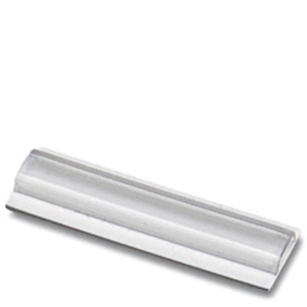 Nosilec oznak, montaža: lepljenje, površina: 15 x 4 mm primeren za serijo Phoenix Contact UC-WMT prozorne barve Phoenix Contact