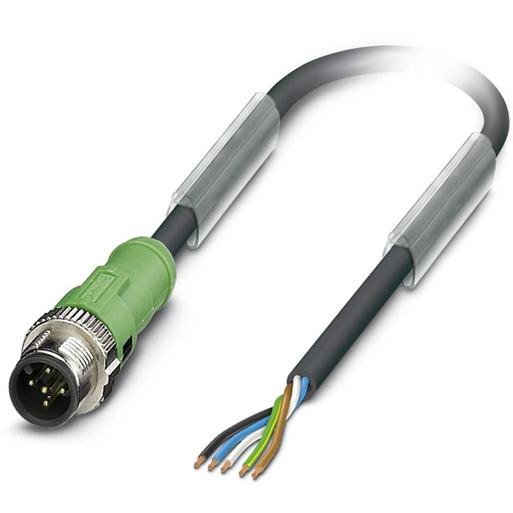 Senzorski/aktuatorski kabel SAC-5P-MS/ 1,5-PUR SCO Phoenix Contact vsebuje: 1 kos