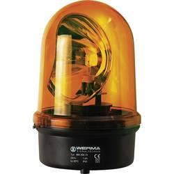 Werma Signaltechnik 883.300.75 Vrtljivo svjetlo 88324 V DC/AC, 1,6 A, žuta, staklo
