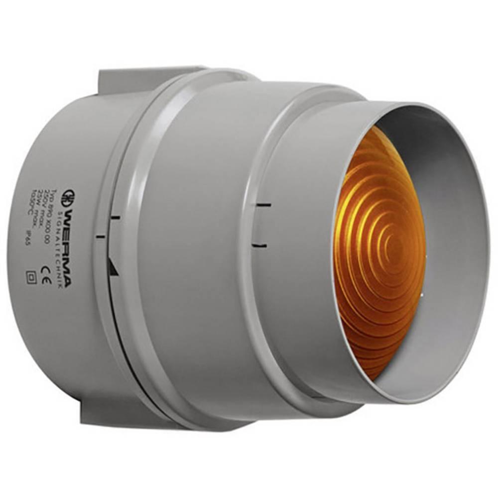 Signalna svjetiljka 12-240 V/AC žuta Werma Signaltechnik 890.300.00
