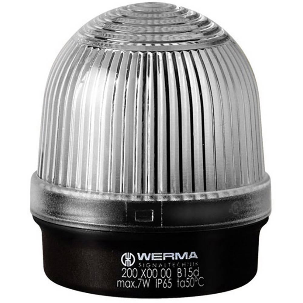 SIGNALNA SVETILKA BM 12-240 V/AC PROZORNA Werma Signaltechnik 200.400.00