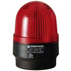 Werma Signaltechnik 202.100.68 Bljeskalica 202230 V/AC, 30 mA, crvena