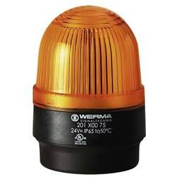 Bljeskalica BM 230 V/AC žuta Werma Signaltechnik 202.300.68