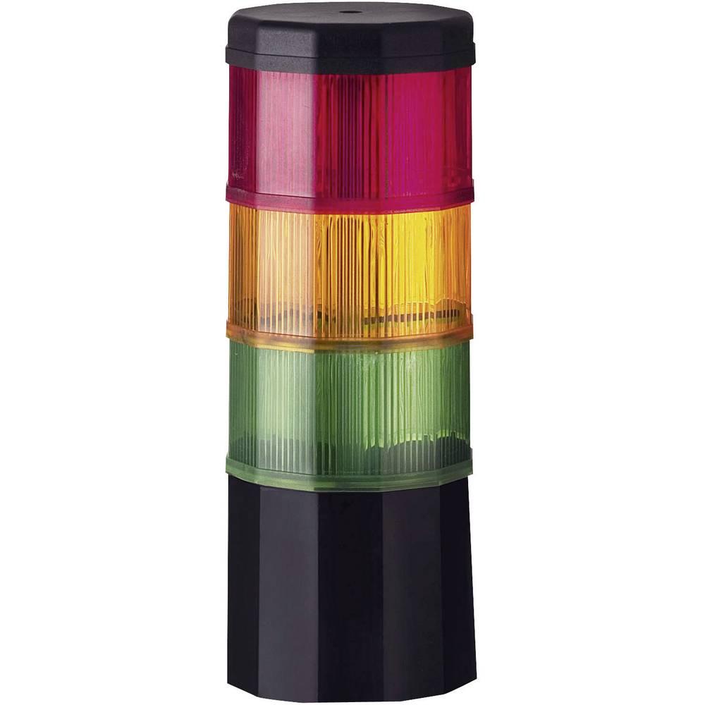 Werma Fernost 969.009.75 LED-Signalni stub CST 60 crvena/žuta/zelena, 24 V DC/AC, 90 mA