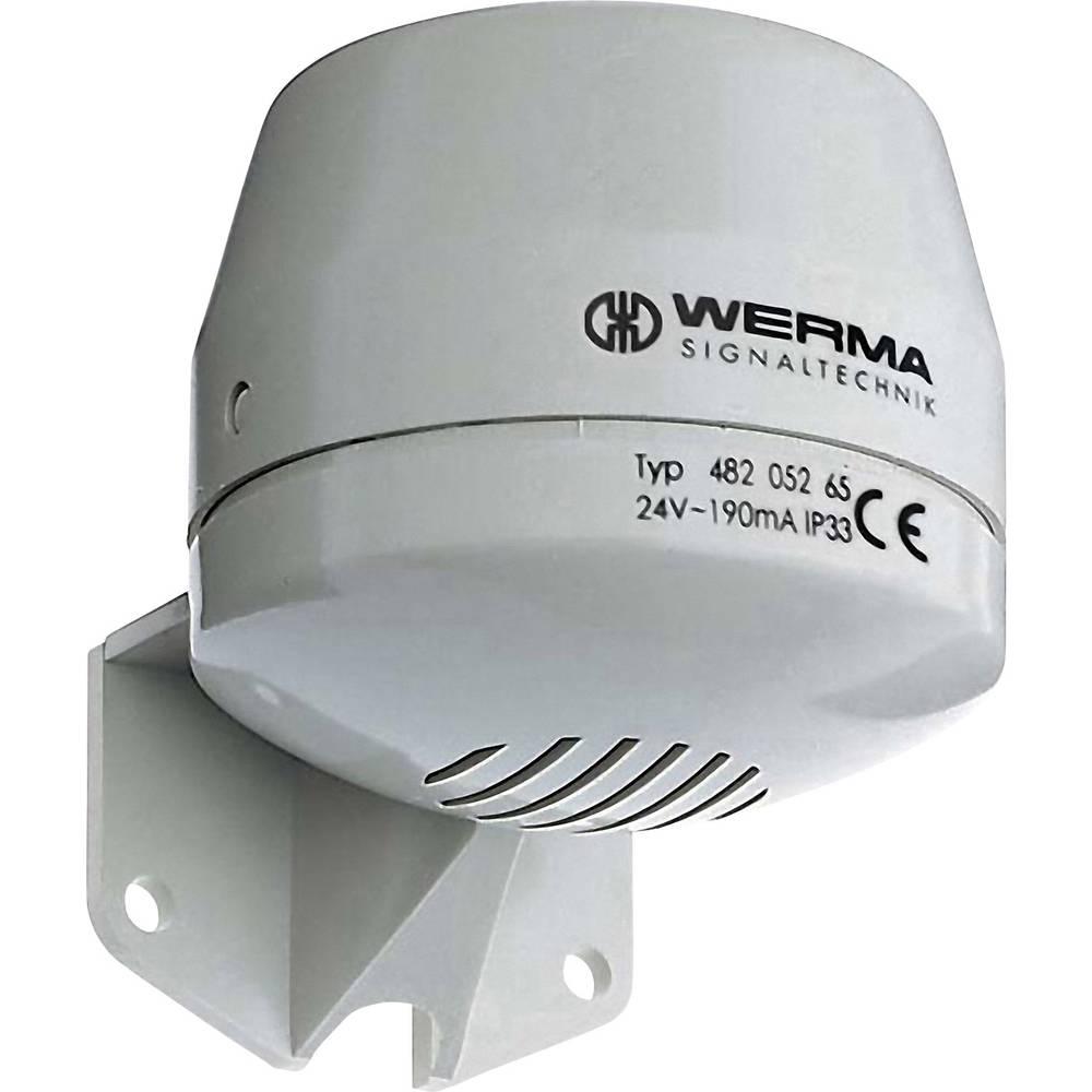 SIGNALNA HUPA WM 24 V/DC 70 X80 MM Werma Signaltechnik 482.052.55