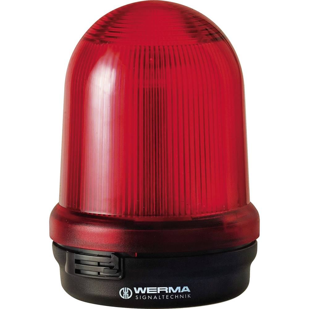Signalna svjetiljka B15D BM 12-240 V crvena Werma Signaltechnik 826.100.00