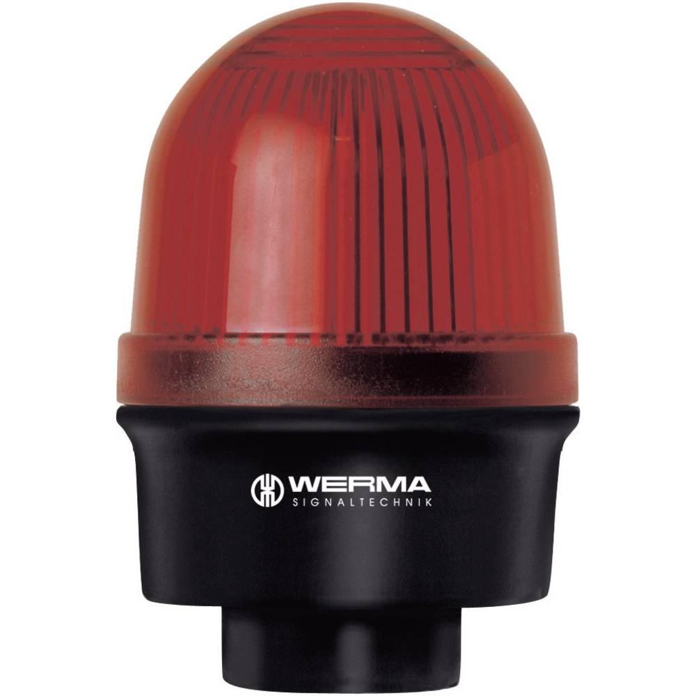 Signalna svjetiljka 209 RM 12-240 VAC/DC crvena Werma Signaltechnik 209.100.00