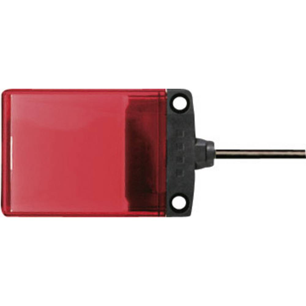 Idec LH1D-H2HQ4C30R LED-svetlobni modul LH-serija ploščat 24 V DC/AC porabe toka maks. 25 mA barva rdeča zaščita IP
