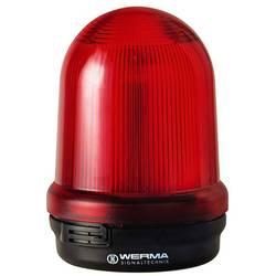Bljeskalica 230 V/AC crvena Werma Signaltechnik 828.100.68