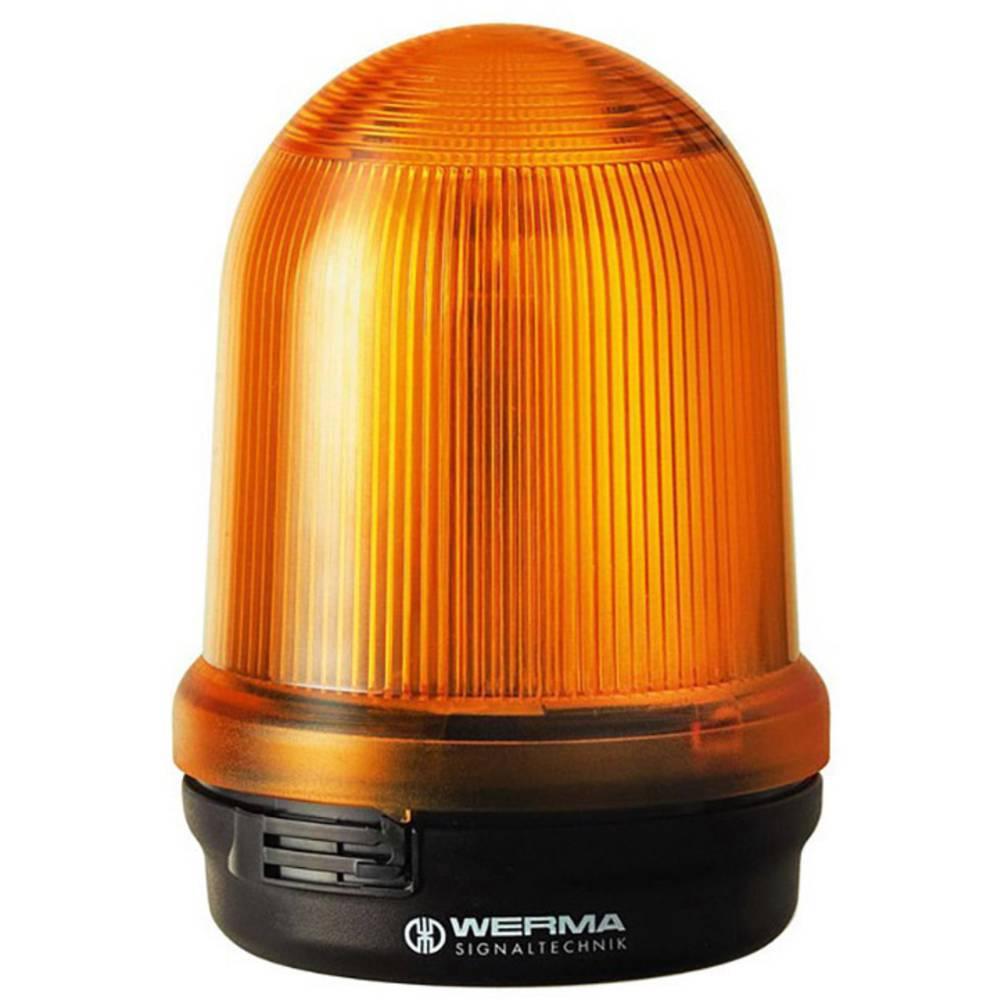 Bljeskalica 24 V/DC žuta WermaSignaltechnik 828.300.55 Werma Signaltechnik