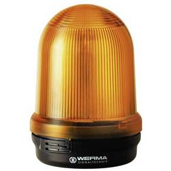 Bljeskalica 230 V/AC žuta Werma Signaltechnik 828.300.68