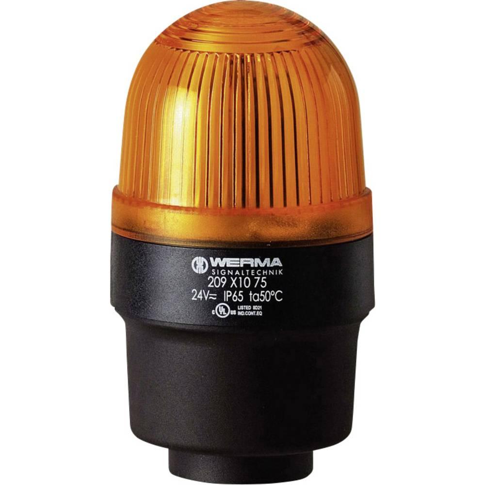 BLISKOVNA LUČ 209 RM 230V/AC RUMENA Werma Signaltechnik 209.320.68