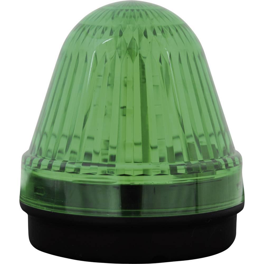 COMPRO CO/BL/70/G/024 Multifunkcijska LED bliskavica BL70 2 funkciji barva zelena poraba toka 65 mA IP65 stopnja zaščite