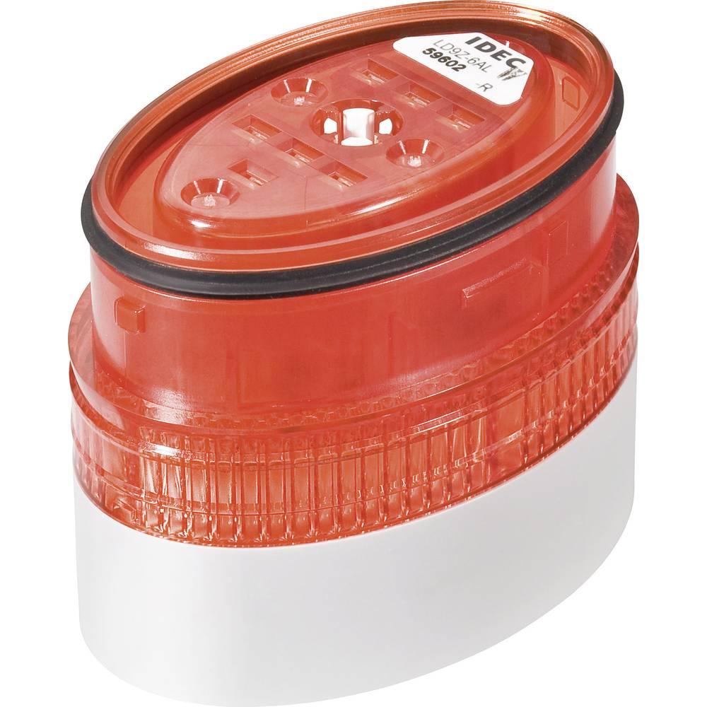 Signalni LED-stebri Idec LD9Z-6ALW-R svetlo sivi, 24 V DC/AC6ALW-R svetlo sivi, 24 V DC/AC