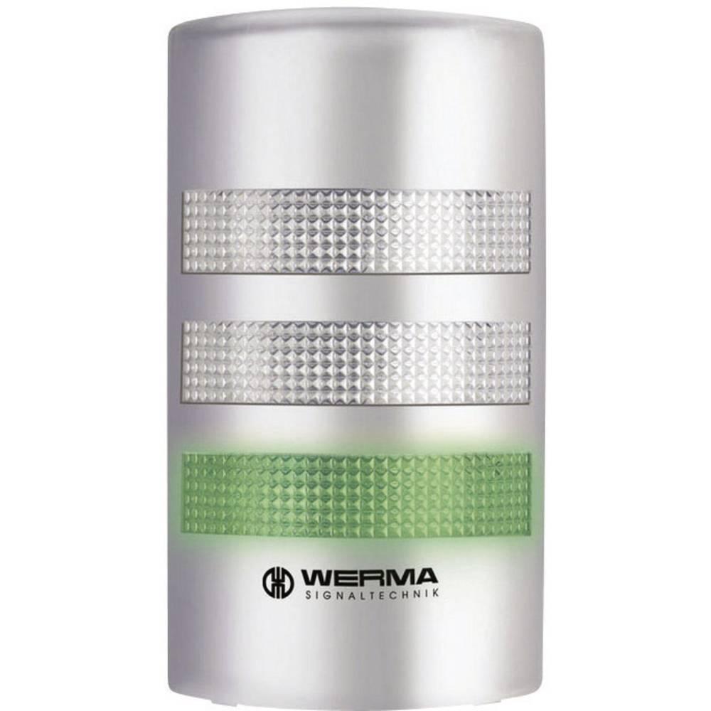 Signalni LED-stub Werma Signaltechnik FlatSIGN, 691.300.55