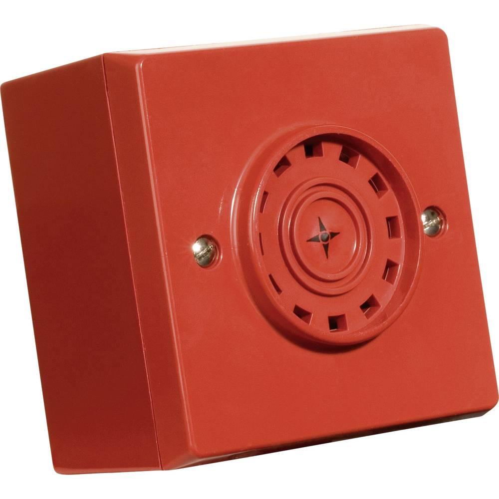 Višetonska elektronska sirenaComPro Askari Compact, crvena AC/R/BB