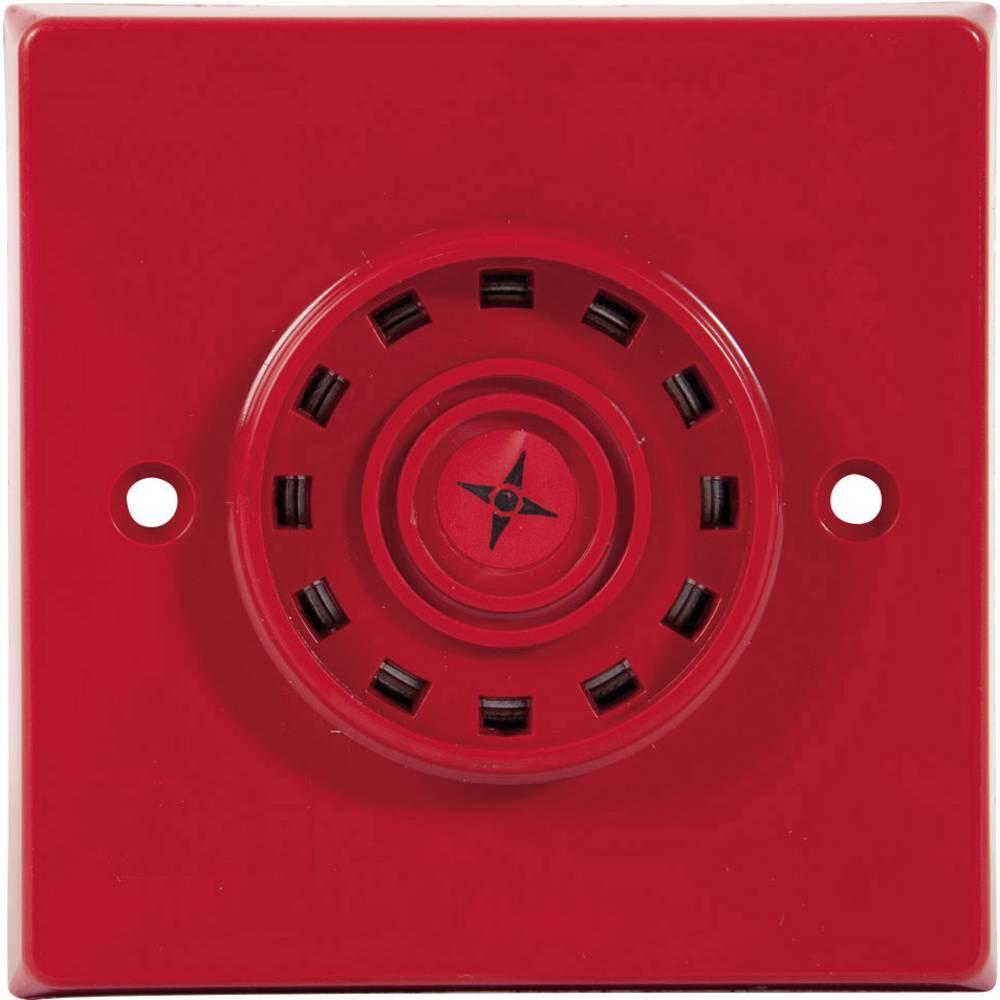 Višetonska elektronska sirenaComPro Askari Compact, crvena AC/R