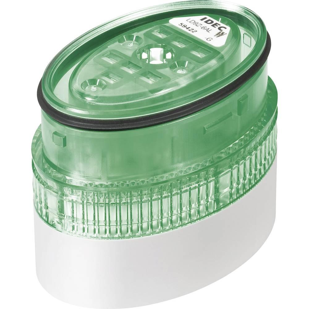Signalni LED-stebri Idec LD9Z-6ALW-G svetlo sivi, 24 V DC/AC6ALW-G svetlo sivi, 24 V DC/AC