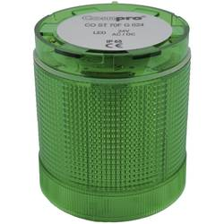 ComPro CO ST 70 GL 024 4F -LED Element signalnog stuba 24V DC/AC, zelen IP65