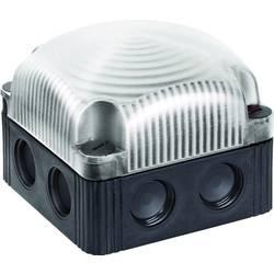 Werma Signaltechnik 853.410.60 LED-Bljeskalica, dupla 853115 - 230 V/AC, 180 mA, prozirna