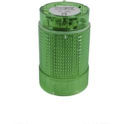 ComPro CO ST 40 GL 024 -LED Element signalnog stuba 24V DC/AC, zelen IP65