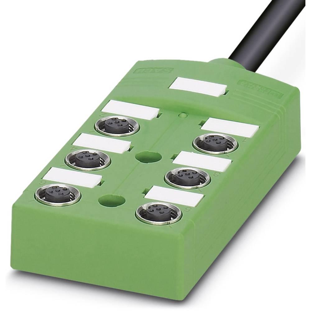 SACB-6/ 6- 5,0PUR SCO - škatla za senzorje/aktuatorje SACB-6/ 6- 5,0PUR SCO Phoenix Contact vsebuje: 1 kos