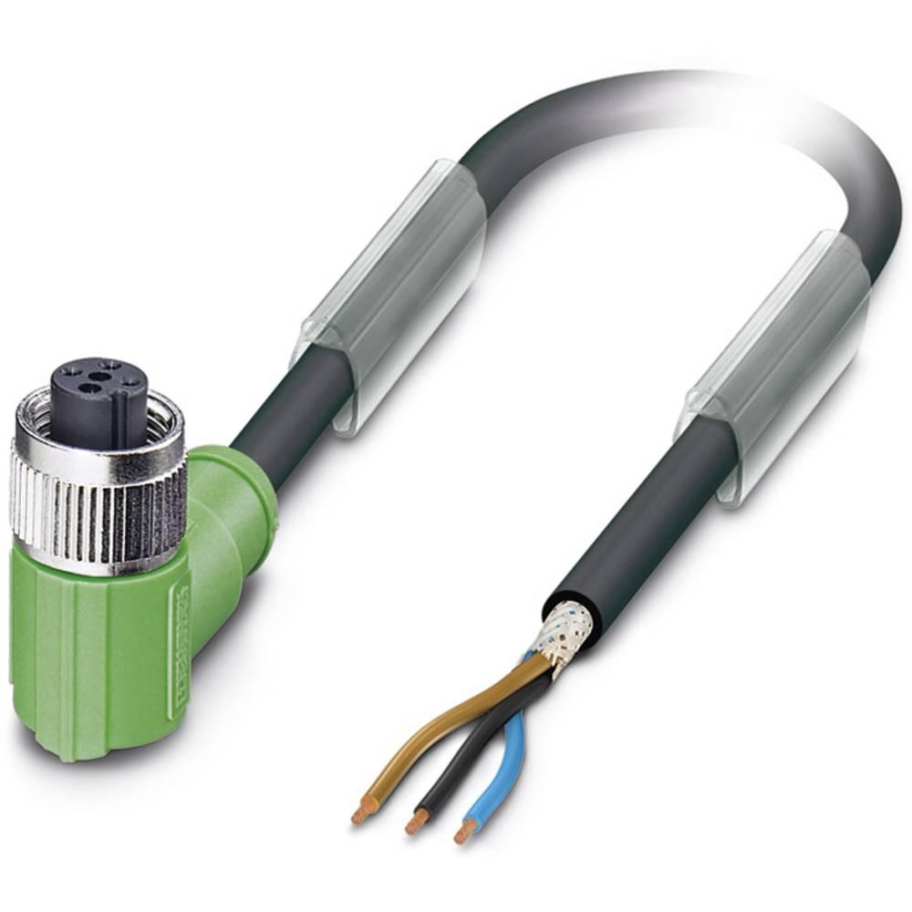 Senzorski/aktuatorski kabel SAC-3P- 5,0-PUR/M12FR SH Phoenix Contact vsebuje: 1 kos