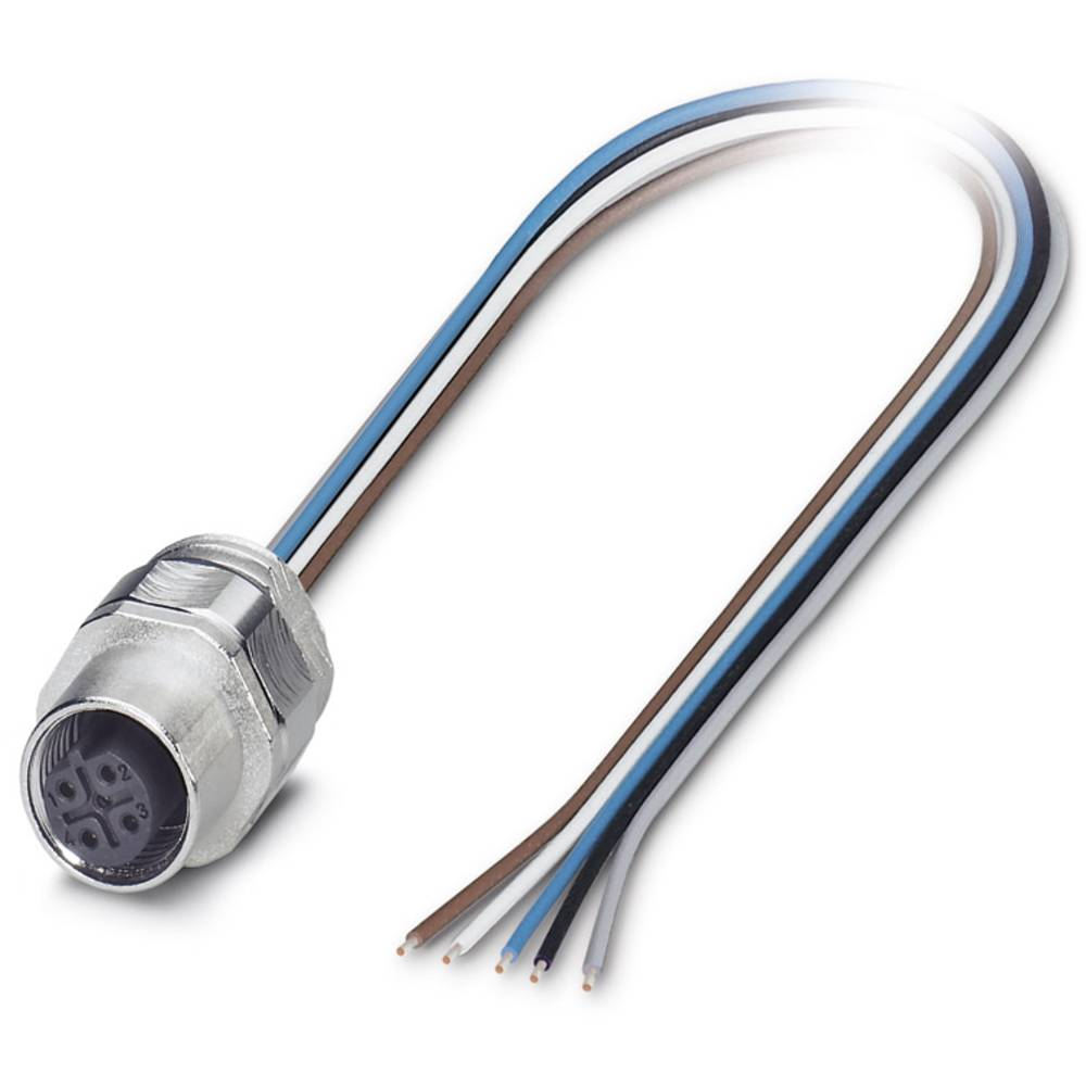SACC-EC-M12FSB-5CON-PG9/0,5 - vgradni vtični konektor, SACC-EC-M12FSB-5CON-PG9/0,5 Phoenix Contact vsebuje: 1 kos
