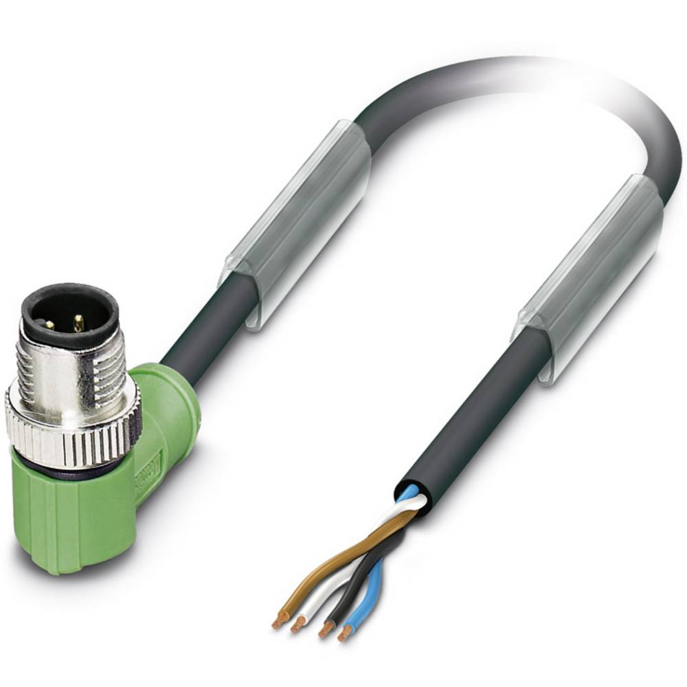 Sensor-, aktuator-stik, Phoenix Contact SAC-4P-MR/ 1,5-PUR SCO 1 stk
