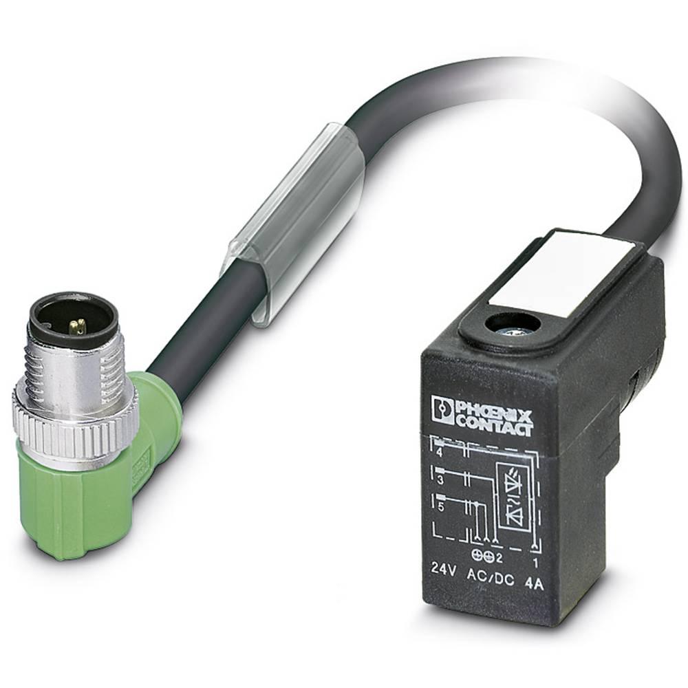 Sensor-, aktuator-stik, Phoenix Contact SAC-3P-MR/ 0,6-PUR/CI-1L-Z SCO 1 stk