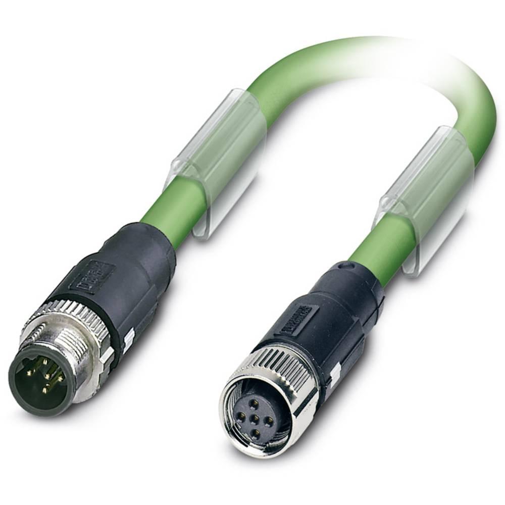 SAC-5P-MSB/ 0,3-900/FSB SCO - kabel za bus sistem SAC-5P-MSB/ 0,3-900/FSB SCO Phoenix Contact vsebuje: 1 kos