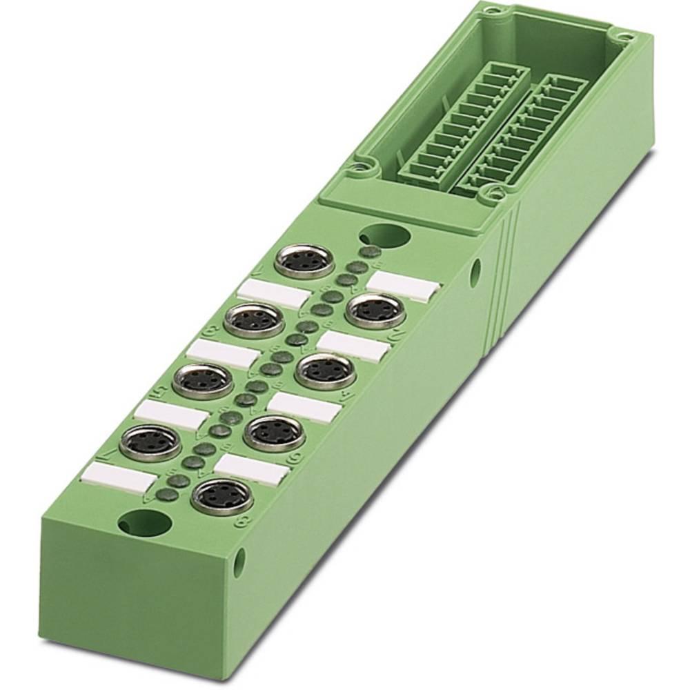 SACB- 8/3-L-C-M8 GG - škatla za senzorje/aktuatorje-GrundOhišje SACB- 8/3-L-C-M8 GG Phoenix Contact vsebuje: 1 kos