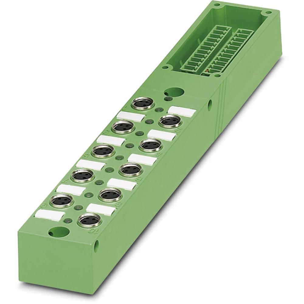 SACB-10/3-L-C-M8 GG - škatla za senzorje/aktuatorje-GrundOhišje SACB-10/3-L-C-M8 GG Phoenix Contact vsebuje: 1 kos