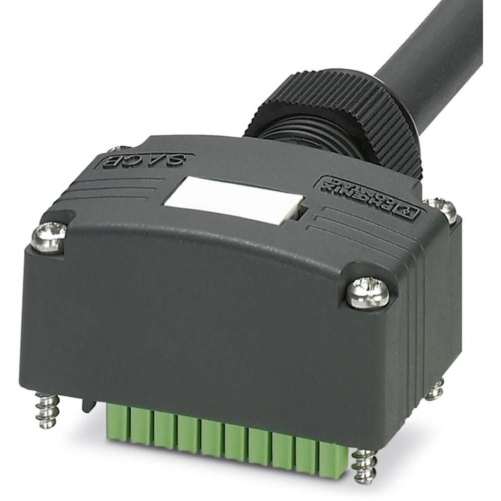 SACB-C-H180-8/ 8- 5,0PUR SCO P - priključni pokrov SACB-C-H180-8/ 8- 5,0PUR SCO P Phoenix Contact vsebuje: 1 kos