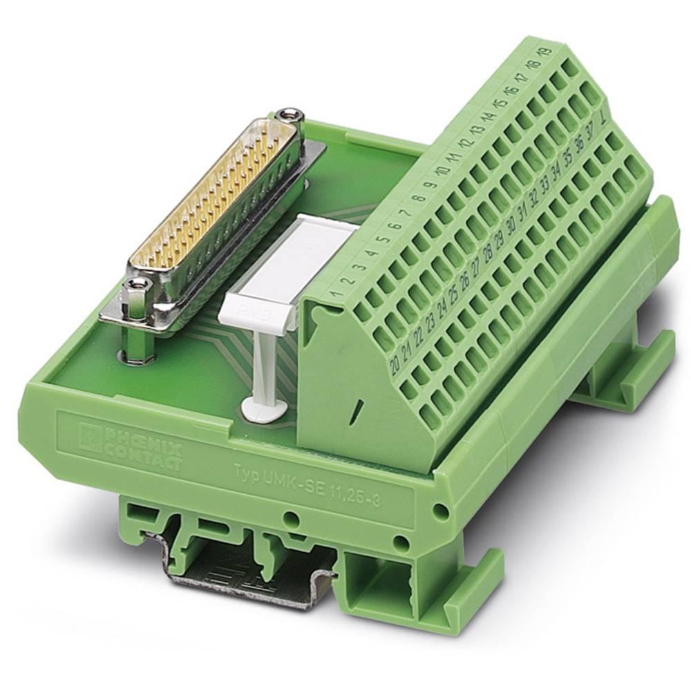 FLKM-D15 SUB/B/ZFKDS - Prenosni modul FLKM-D15 SUB/B/ZFKDS Phoenix Contact vsebina: 1 kos