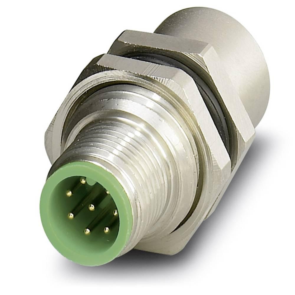 SACC-8P-DSI-M12MS/FS-M16 - stenska vodila SACC-8P-DSI-M12MS/FS-M16 Phoenix Contact vsebuje: 1 kos