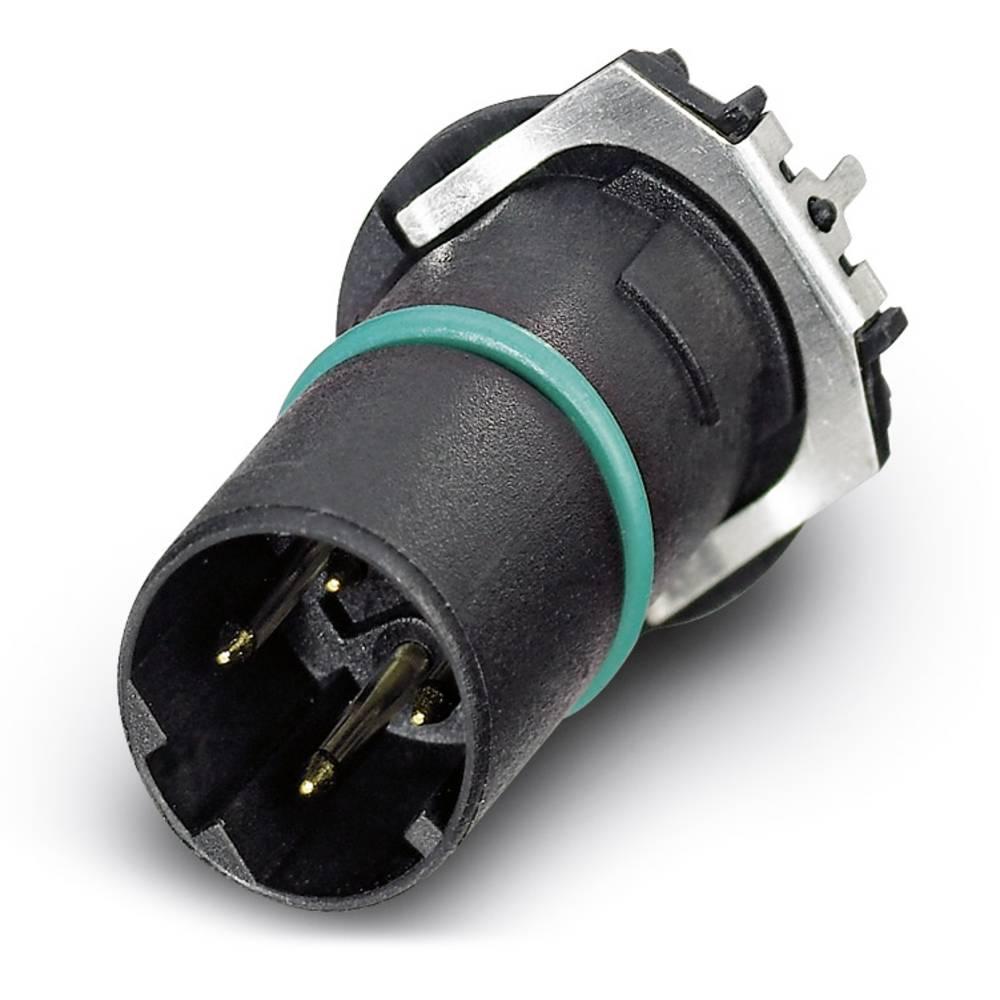 SACC-CI-M12MSD- 4CON-SH TOR 32 - S-bus-vgradni vtični konektor, SACC-CI-M12MSD- 4CON-SH TOR 32 Phoenix Contact vsebuje: 100 koso