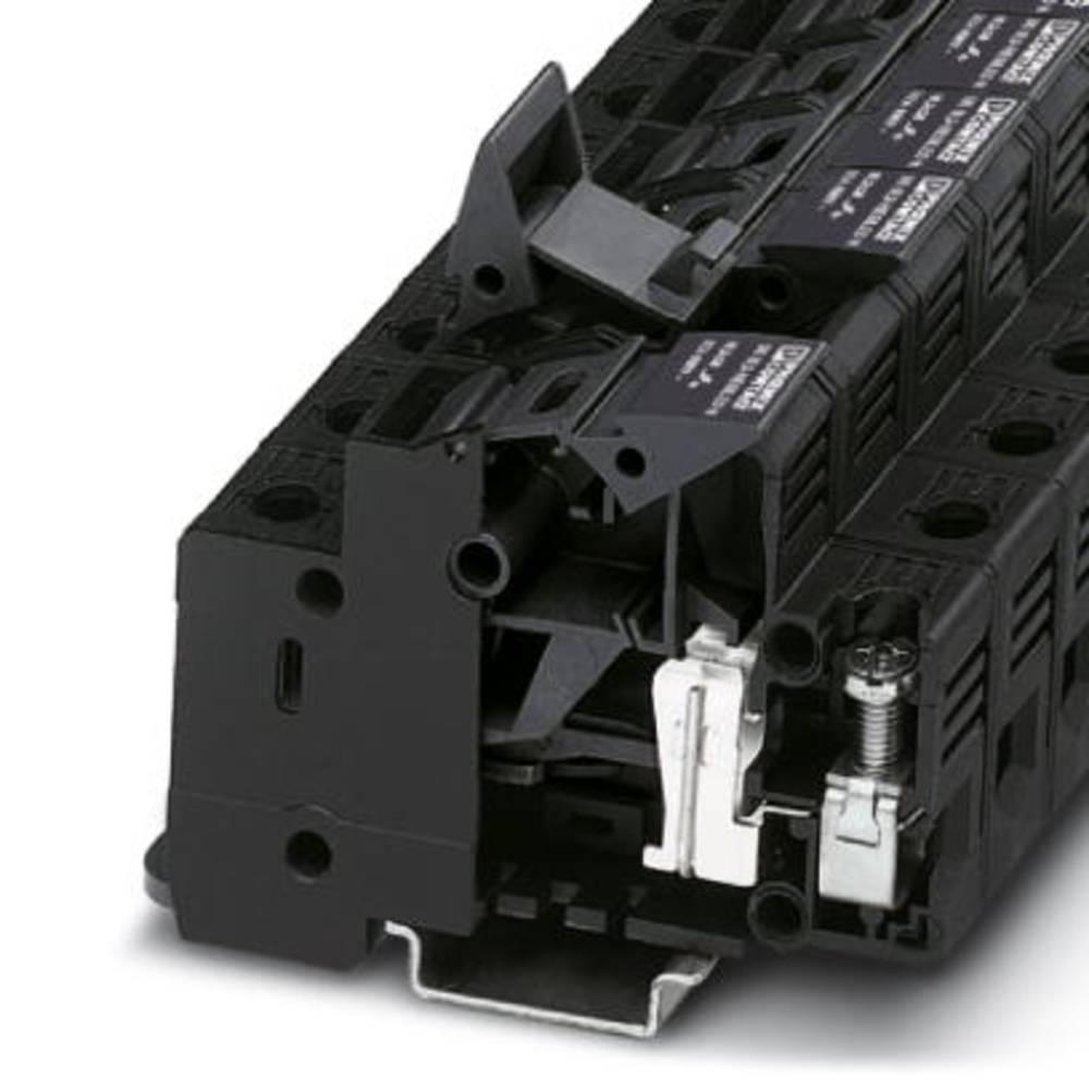 UK 10.3-CC Hesi N - fuse terminal Phoenix Contact UK 10,3-CC HESI N Sort 10 stk
