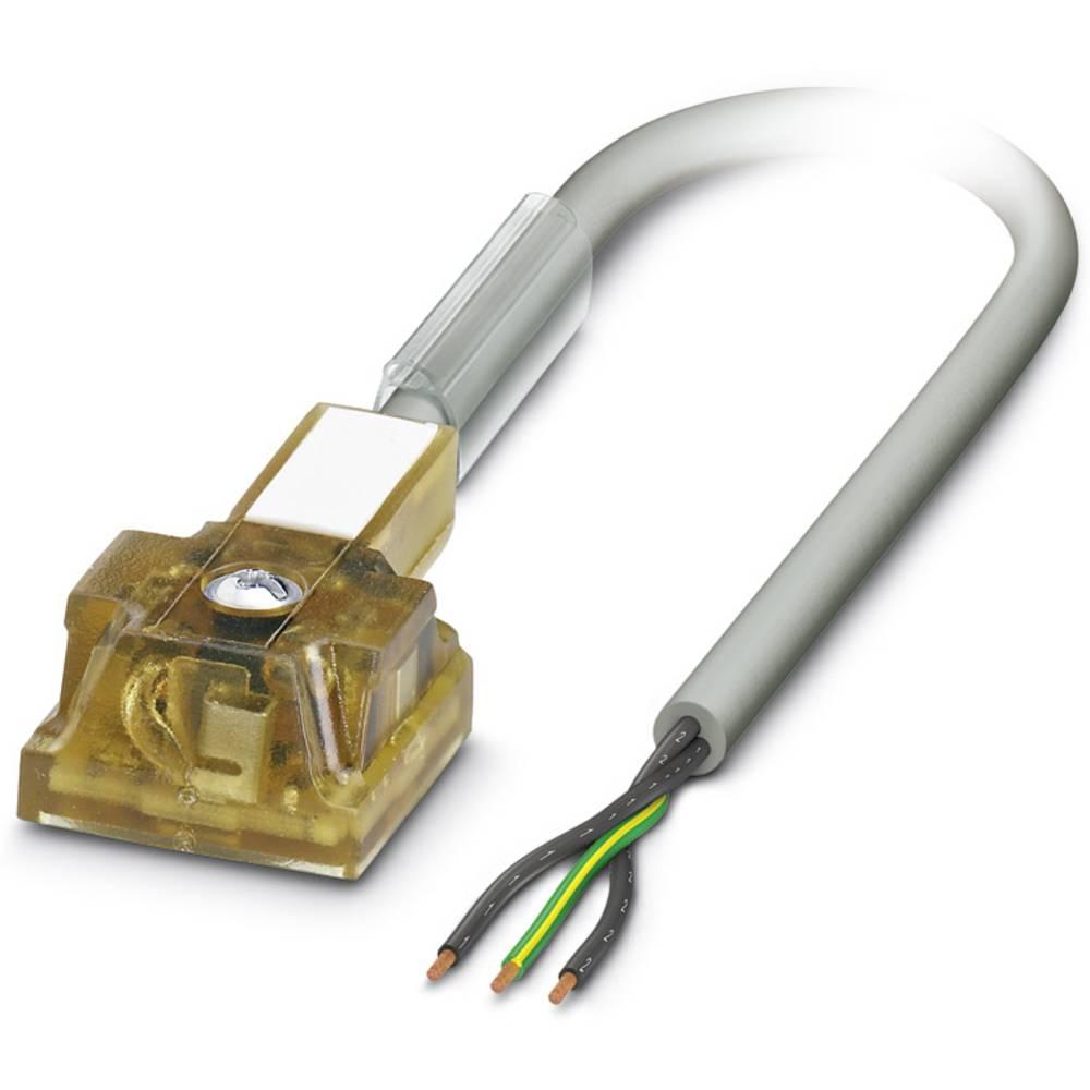 Sensor / aktuatorledninger Phoenix Contact SAC-3P- 3,0-PUR/A-1L-S F 5 stk