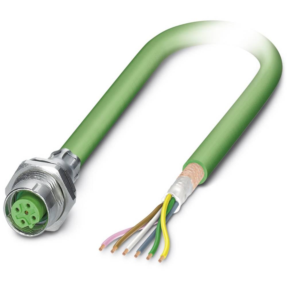 SACCBP-FSB-5CON-PG9/0,5-900SCO - sistemska bus vgradna vtičnica SACCBP-FSB-5CON-PG9/0,5-900SCO Phoenix Contact vsebuje: 1 kos