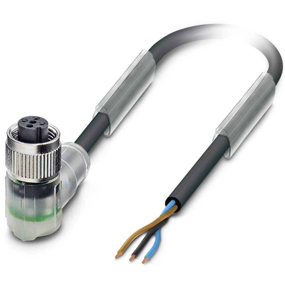 Sensor-, aktuator-stik, Phoenix Contact SAC-3P- 5,0-100/M12FR-2L 1 stk